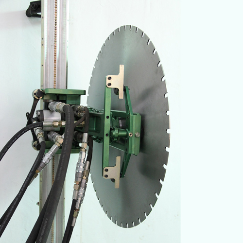 Hydraulic concrete wall saw | concrete cutting machine | concrete wall saw cutting machine