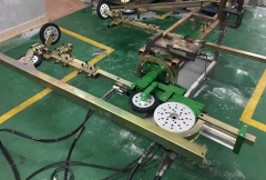 Circular concrete wire saw machine | circular wire saw | concrete circular wire cutting machine