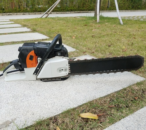 Petrol concrete chainsaw | Gas powered concrete chain saws | Concrete cutting chain saw
