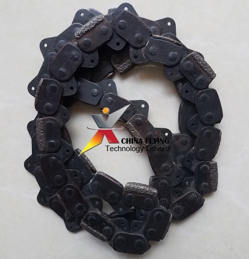 PowerGrit Utility Saw Chain for Pipe Cutting | Caste & Ductile Iron pipe cutting | Powergrit Chainsaws