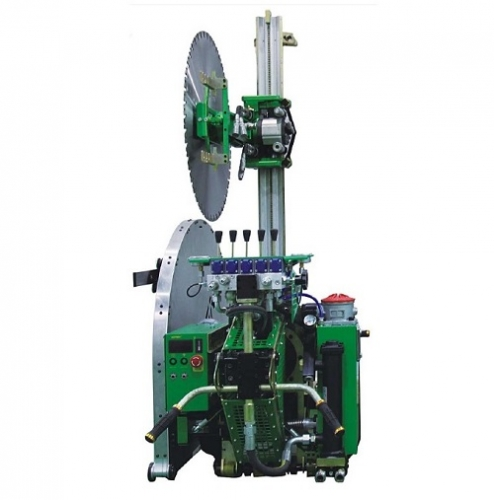 W307 wall saw | concrete cutting wall saw machine | hydraulic concrete saw